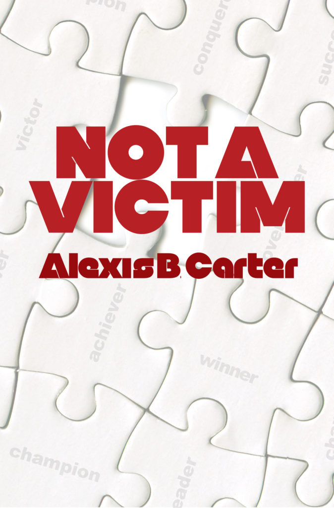 Not a Victim Cover