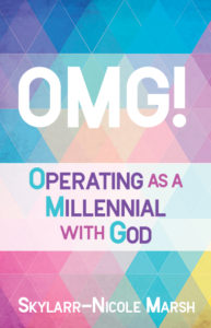 OMG Operating as a Millennial with God Front Cover