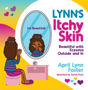 Lynn's Itchy Skin Front Cover